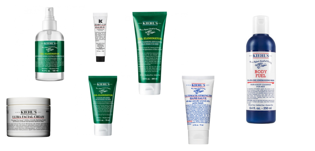 my favorite products by kiehls � paulhenry duval � phd