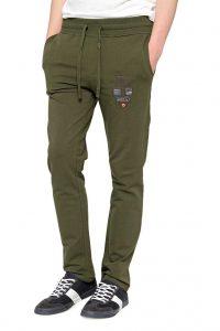 AERONAUTICA_MILITARE-Aeronautica-Militare-Sweaterhose-Jogginghose-PANTS_11794-Armeegruen-01z